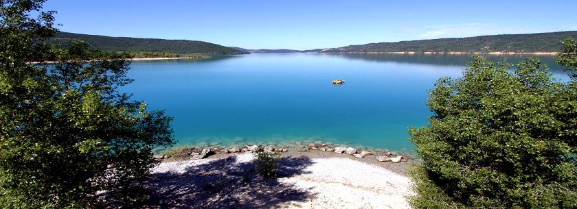 Superb Lac De Sainte Croix